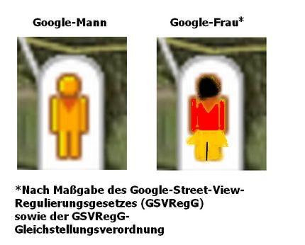 google-gesetz