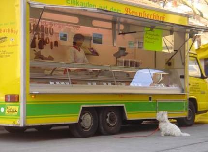 hund wochenmarkt