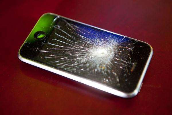 Iphone 4 kaputt: Zeit kein Anreiz für Versicherungsbetrug