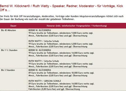 Bild  Geldlehrer Honorar Geldlehrer Verein Deutschland   eher eine Gelddruck Maschine