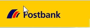Bild  Postbank Logo Private Altersvorsorge immer unbeliebter (Postbank Studie)